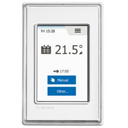 """Терморегулятор OCD6-1999 сенсорный экран 3,5"""""""