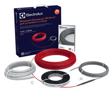 Греющий кабель Electrolux секции серии Twin Cable ETC 2-17-300 17,7м.