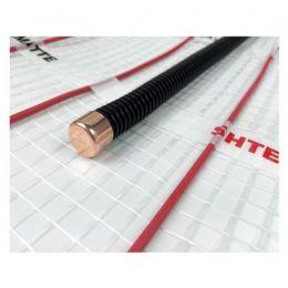 Нагревательный мат Shtein-200 на основе двухжильного кабеля  9 кв.м. Heizmatte SHT-1800