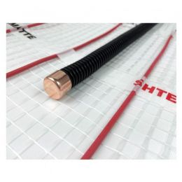 Нагревательный мат Shtein-200 на основе двухжильного кабеля  6 кв.м. Heizmatte SHT-1200